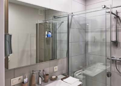 Badkamer + WC V in Tienen