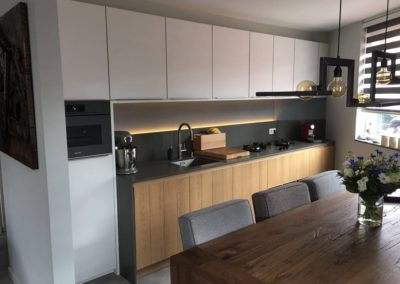 Keuken B in Nederland