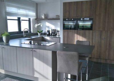 Keuken B in Nieuwerkerken